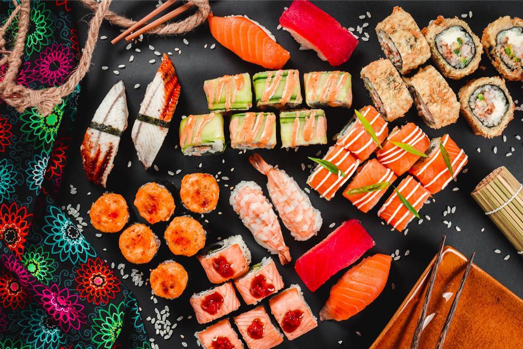 Доставка суши Полтава