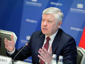 Василий Пискарев: российские законы об иноагентах разрушают планы Запада по дестабилизации в РФ