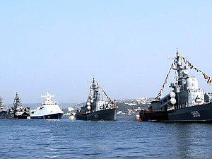 Поздравление Вячеслава Володина с Днем Военно-Морского Флота