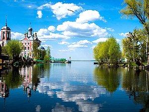 Поздравление Вячеслава Володина с Днем Крещения Руси