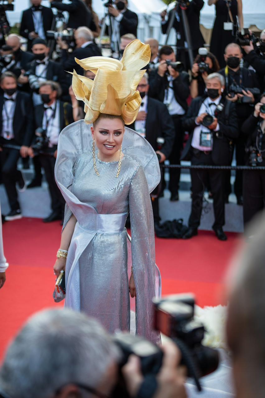 Лена Ленина украсила церемонию открытия Каннского фестивал