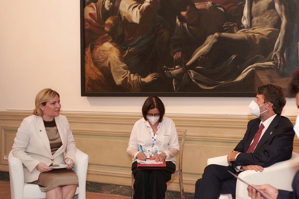 """Российско-итальянский """" музейный саммит """" пройдет в сентябре в Милане"""