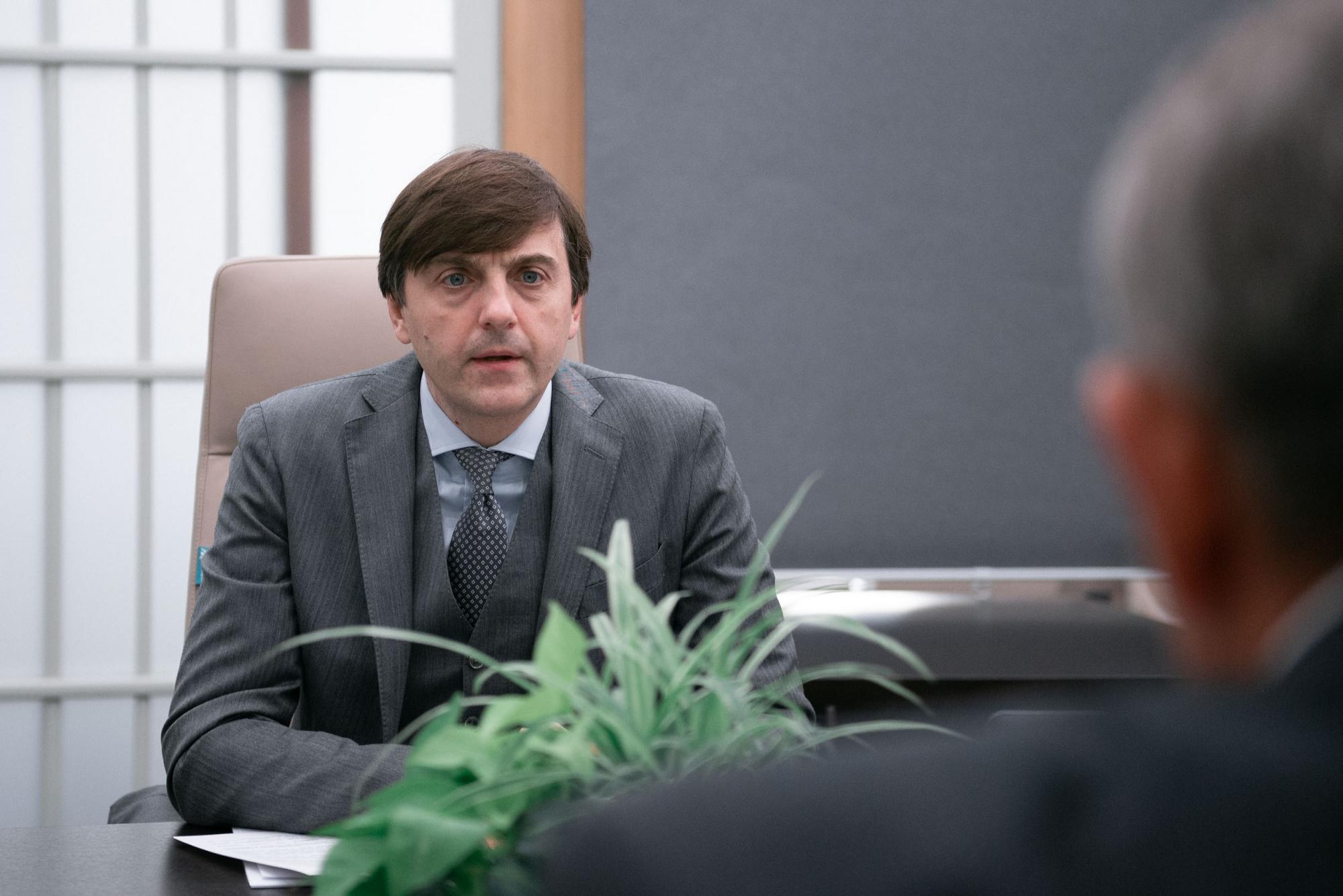 Сергей Кравцов согласовал с главой Чувашской Республики капитальный ремонт школ в области во время феде