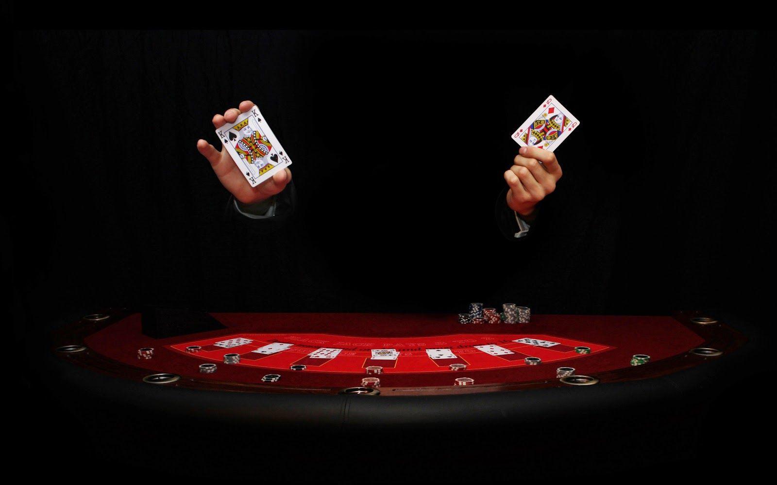 Онланй-покер