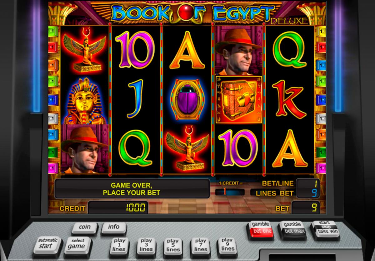 Игровые автоматы от Novomatic в казино «Лавина»