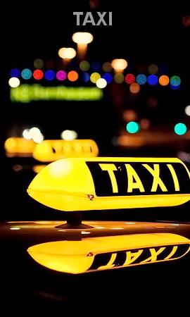 телефоны такси