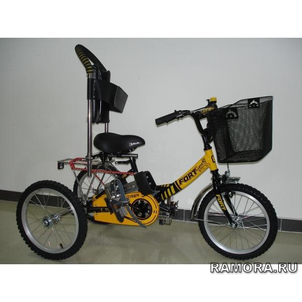 велосипед ортопедический для больных ДЦП
