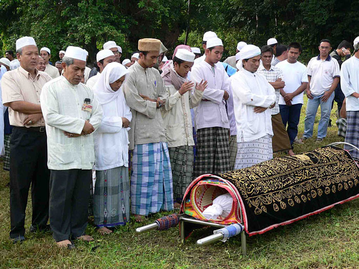 Ритуальные услуги для мусульман