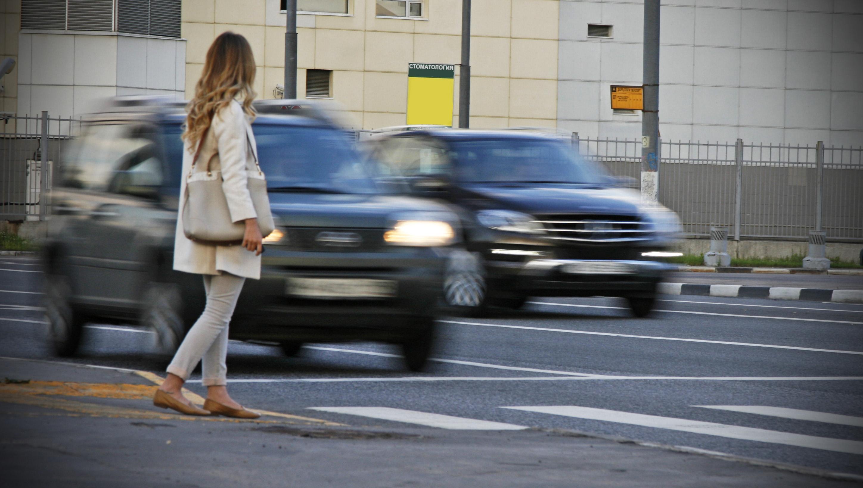 безопасность пешеходов