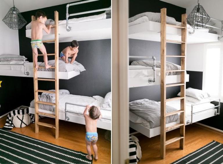 комната для 3 мальчиков