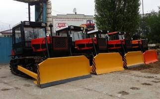 Волгоградский тракторный завод